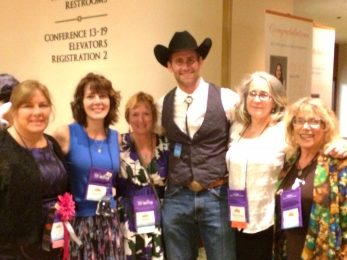 RWA14 Amazon Kindle Party